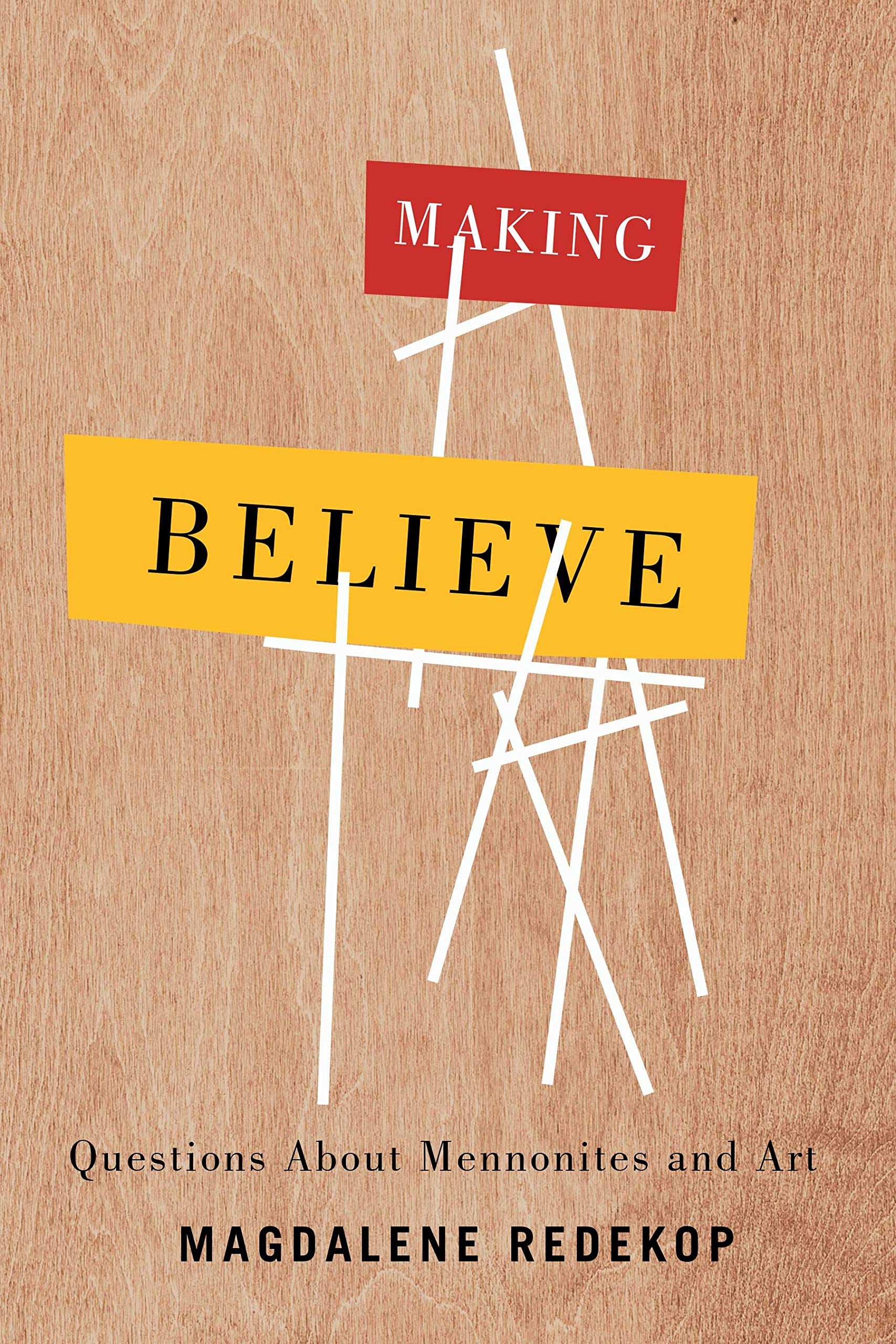 Making Believe: Reflections